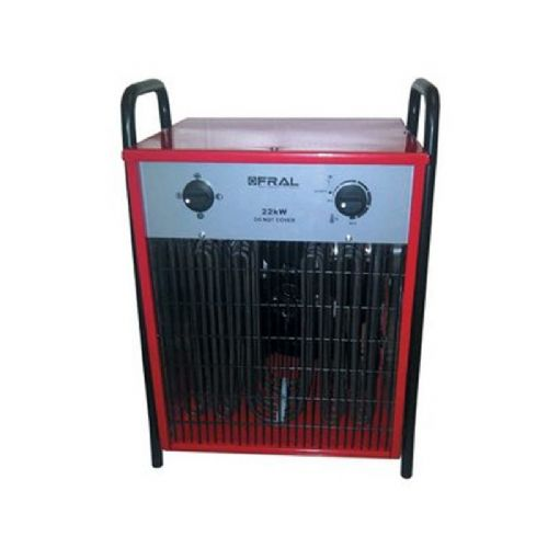 Fral UK FEH150 Industrial Electric Fan Heater With Adjustable Thermostat (15kW / 50000Btu) 415V~50Hz